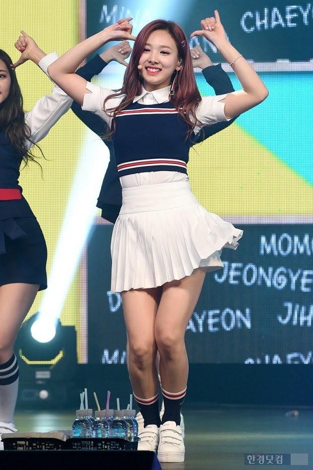 nayeon uniform 27