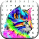 Tiger & Wolf Color By Number Animals Pixel Art Apk