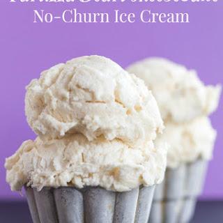 Vanilla Bean Cheesecake No-Churn Ice Cream