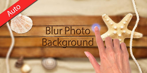 Auto Blur Photo Background