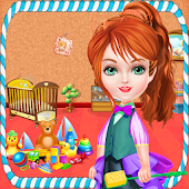 Sweet Baby Doll House Cleaning Game Android APK Download Free By Soft Skipper