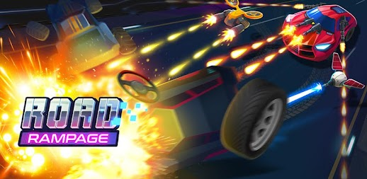 Road Rampage: Racing & Shooting to Revenge APK