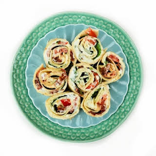 Rolled Tortilla Sandwiches Recipes.