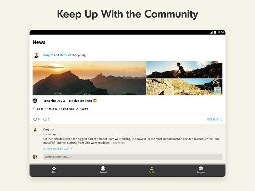 Komoot u2014 Cycling, Hiking & Mountain Biking Maps 10.16.5 Screenshots 13