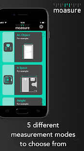 App Moasure – the smart tape measure APK for Windows Phone