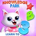 Knowledge park 1 - learning game for kids from 2 6 icon