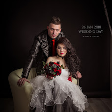 Wedding photographer Ilya Kazancev (ilichstar). Photo of 28.01.2018