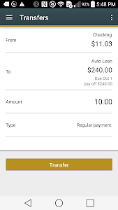 Town & Country Mobile Banking screenshot 2