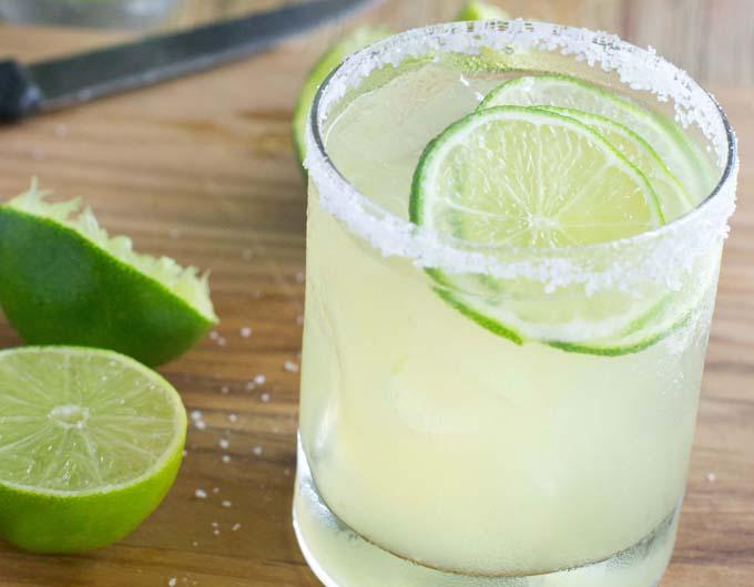 My Best Classic Margarita