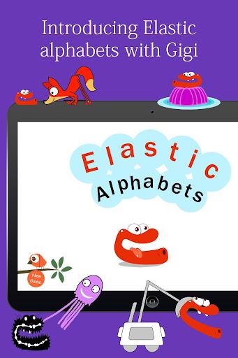 Elastic Alphabets®