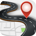 GPS Navigation - Route Tracker & Finder icon