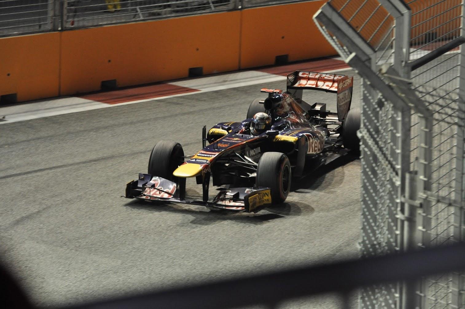 Sébastien Buemi Toro Rosso