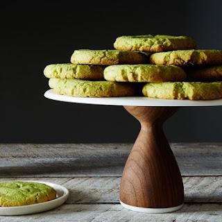 Pea Cookies.
