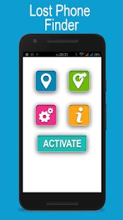 Najit telefon sledovani GPS lokalizace mobil cisla - náhled