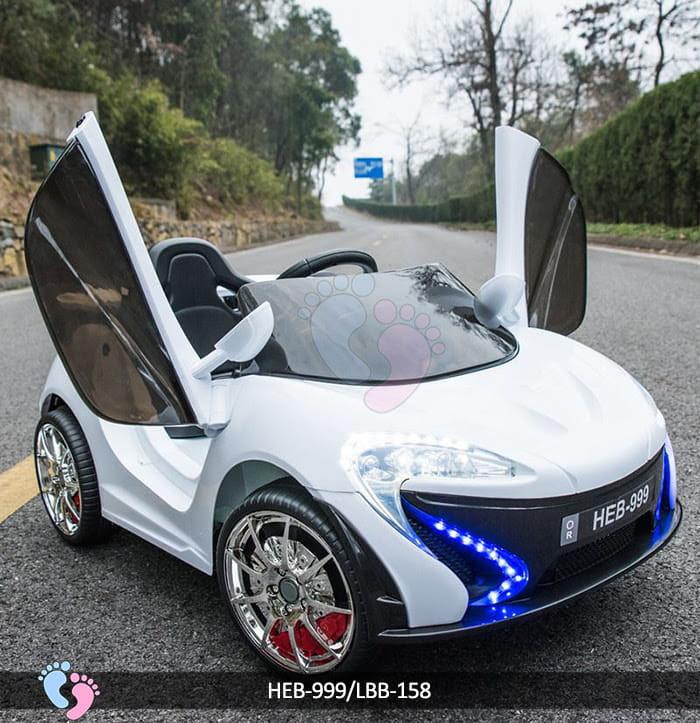 Xe hơi điện kiểu dáng thể thao LBB-158 8
