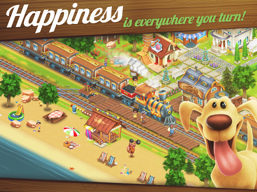 Hay Day game (apk) free download for Android/PC/Windows screenshot