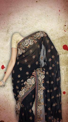 インドの女の子のドレス写真編集アプリ