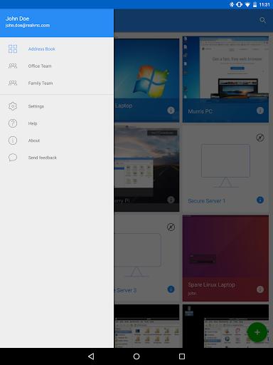 VNC Viewer - Remote Desktop 3.6.1.42089 screenshots 9