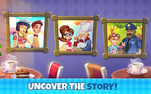 Manor Cafe Mod Apk 1.97.9 (Unlimited Money/Coins + Mod Menu) 6