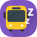 Don't miss the stop (Location Alarm / GPS Alarm) icon