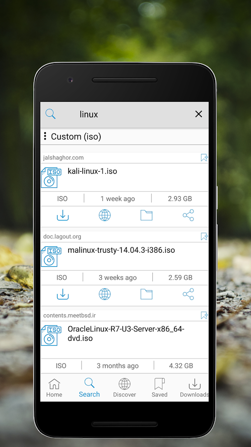 FilePursuit Pro- screenshot