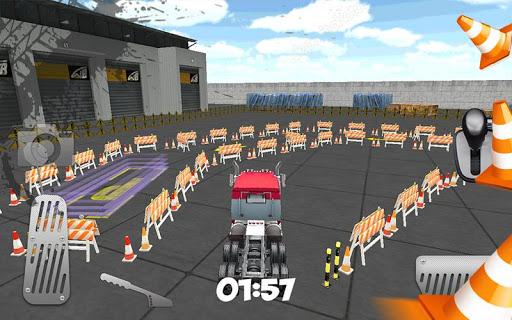 American Truck Park Simulation