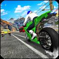 High Speed Moto: Highway Bike Racing Rider Game 3D