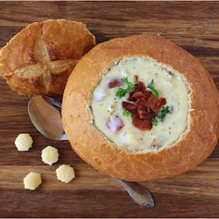 Crock Pot Clam Chowder Recipe!.