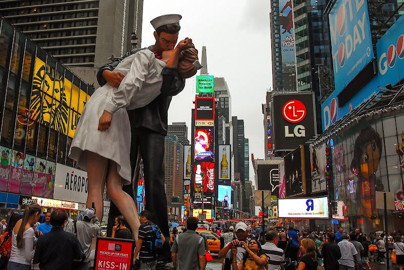 baci da NY di domenicolobinaphoto