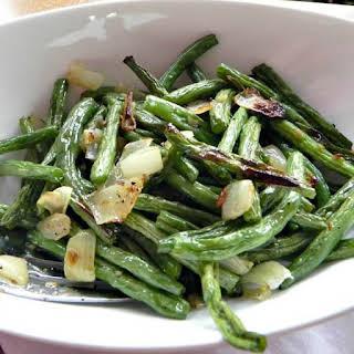 Easy Fresh Green Beans.