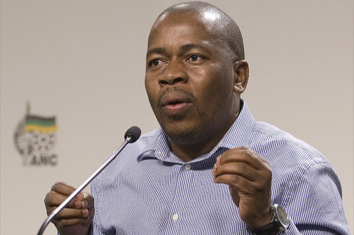 Ekurhuleni mayor Mzwandile Masina says the call for corruption-accused members to step aside should not be selective. File photo.