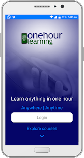 OneHourLearning - náhled