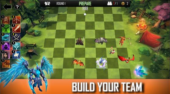Auto Chess Defense - Mobile мод