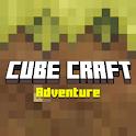 Survival Cube Craft Adventure Crafting Games icon