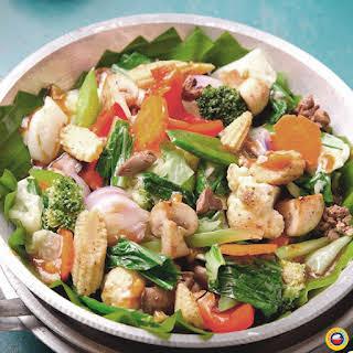 Chop Suey Recipe (Chopsuey).