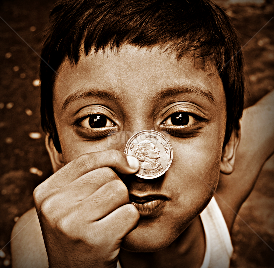 My earning by Upamanyoo Das - Babies & Children Children Candids (  )