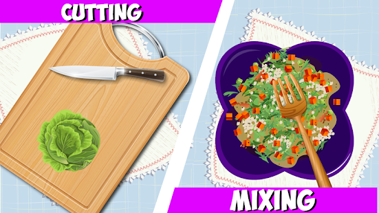 Dumpling-Cooking Games - náhled