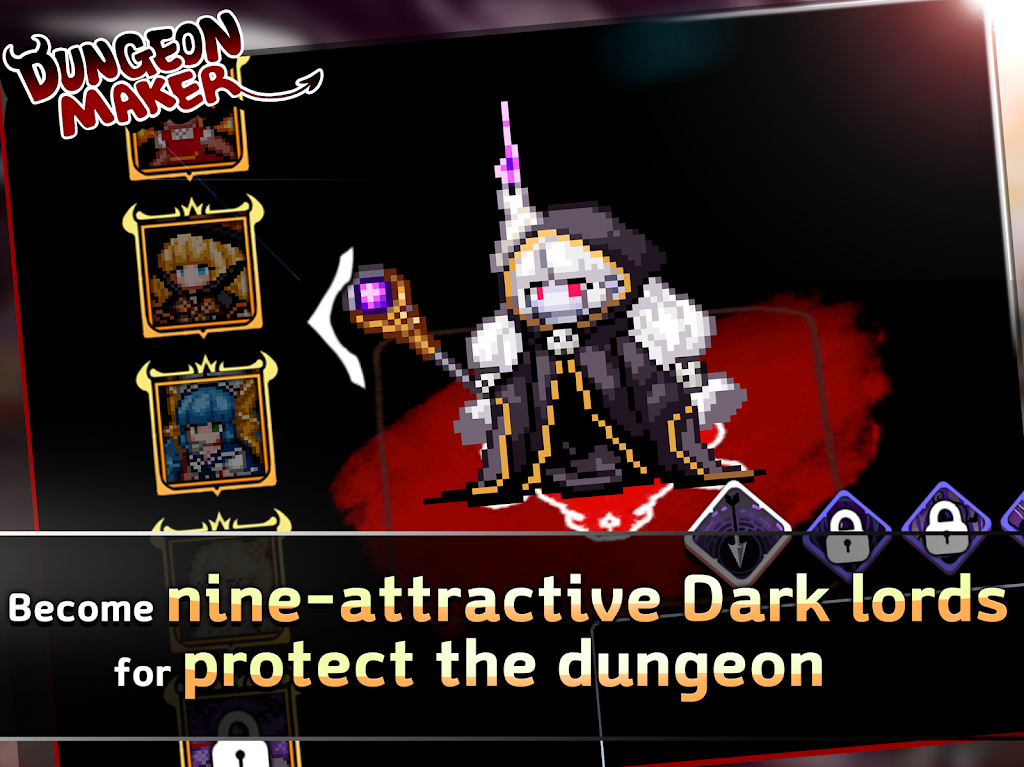 Dungeon Maker  poster 14