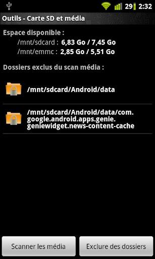Droidtools screenshot 4
