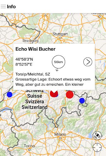 EchoTopos screenshot 1