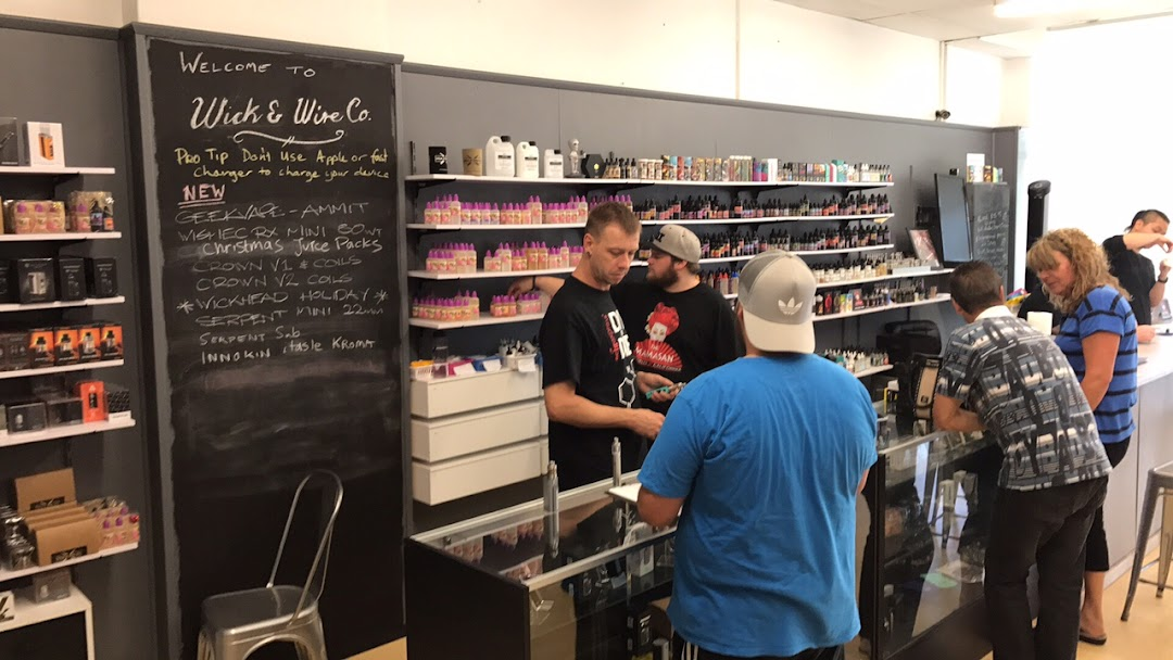 Wick and Wire Co - Cheltenham Electronic Cigarette Vaping Supplies
