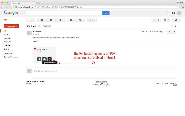 online pdf filler Annotate PDF - PDFfiller - Chrome Web Store