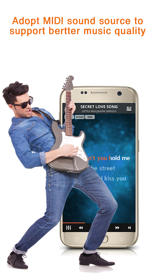 Magicsing : Smart Karaoke for everyone- screenshot