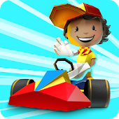 KING OF KARTS - Single & Multiplayer Kart Racing