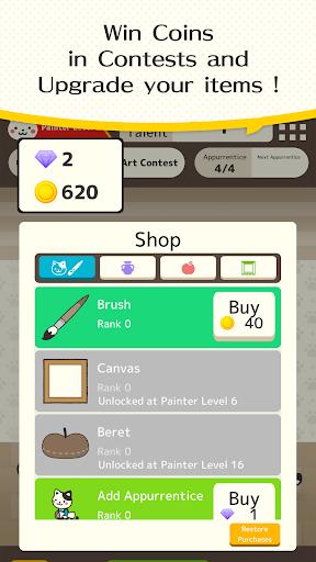 Cat Painter 2.6.24 screenshots 4