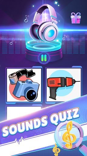 Sounds Quiz - Guess the Songs & Music 1.0.2 screenshots 1