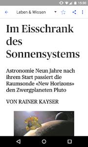 az Aargauer Zeitung E-Paper screenshot 3