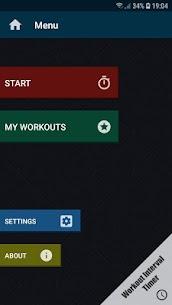 Descargar Workout Interval Timer – Interval Training HIIT para PC ✔️ (Windows 10/8/7 o Mac) 1