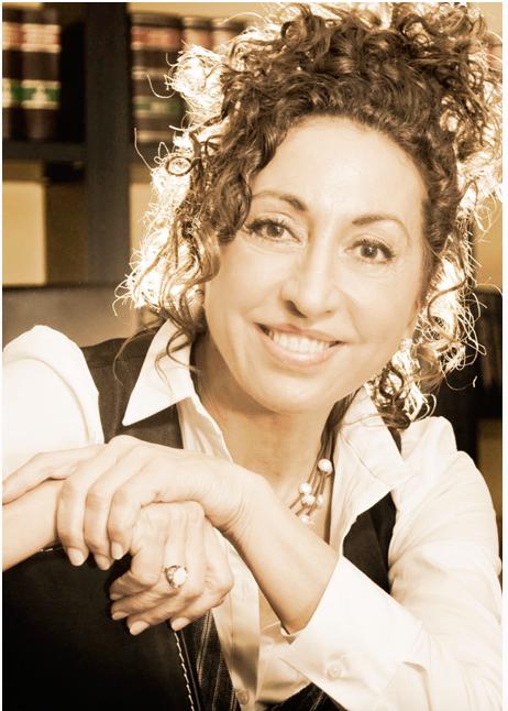 Isabel Bonilla, abogada especializada en Derecho de familia