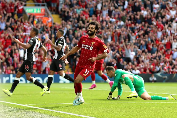 Salah retapé pour la rencontre contre Genk ?